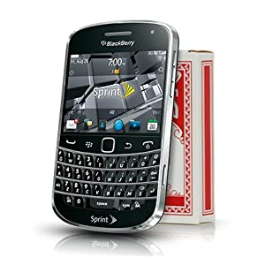 BlackBerry 9930 Blackberry Bold Touch 9930 Verizon CDMA GSM Unlocked Phone with Touch Screen, 5MP Camera and Blackberry OS 7 - Unlocked Phone - No Warranty - Black $484.99
