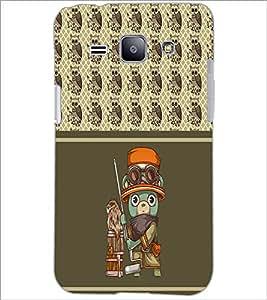PrintDhaba Cartoon D-4315 Back Case Cover for SAMSUNG GALAXY J1 (Multi-Coloured)