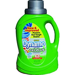 Phoenix Brands Dynamo Laundry Detergent, Sunrise Fresh