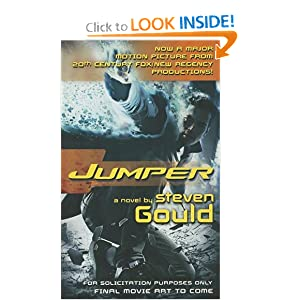 Jumper: A Novel by Steven Gould