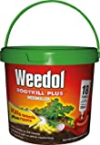 Weedol Rootkill Plus 18 Tubes Weed Killer Strong and Fast Acting Weedkiller