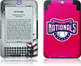 Skinit Kindle Skin (Fits Kindle Keyboard), Washington Nationals