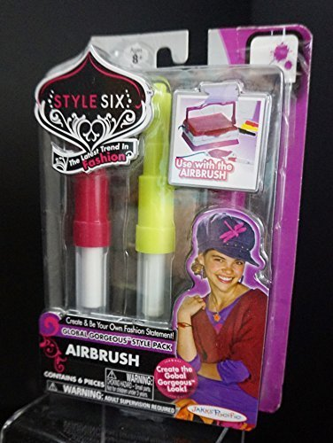Style Six Global Gorgeous Style Pack Airbrush - 1