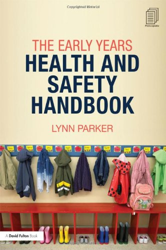 The Early Years Health And Safety Handbook front-1059484