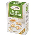 Lemon Dolcetto Wafer Bites