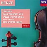 Compases / Violin Concerto 2 / Apollo Hyazinthus