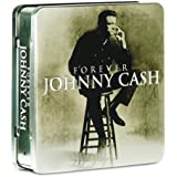 Forever Johnny Cash (40 Titles) With Bonus Dvd The Pride Of Jesse Hallam (Tin Can)