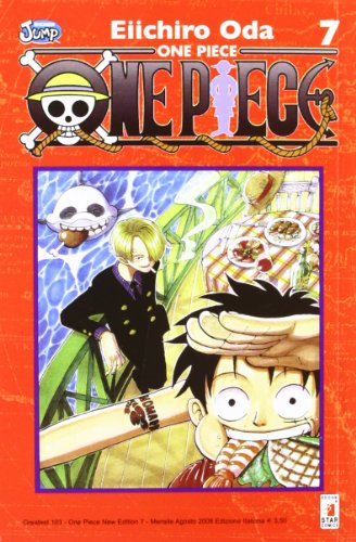 One piece New edition 7 PDF