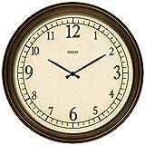 Springfield 98209 Indoor/Outdoor Clock, 14-Inch