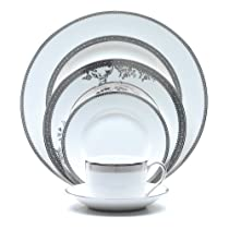 Vera Wang by Wedgwood Vera Lace Five-Piece Place Setting