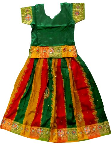 Special Pure Silk Dress (8 yrs)