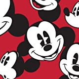 Duck Brand 281967 Disney-Licensed Mickey Mouse Printed Duct Tape, 1.88 Inches x 10 Yards, Single Roll Color: Mickey Mouse Model: 42962 Office Supply Product Store