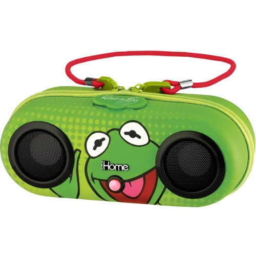Disney Kermit The Frog Portable Speaker Case For Ipod/Mp3 Player front-62414