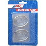 A&R Sports Ankle Skate Gel Pad (Pack Of 4)