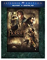 The Hobbit: The Desolation of Smaug (Extended Edition) (Blu-ray + Digital HD) by New Line Home Video
