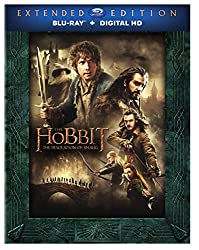 Hobbit: The Desolation of Smaug [Blu-ray + Digital HD]