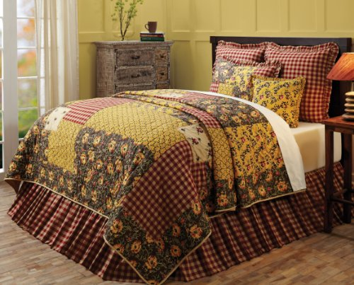 Cambrie Lane Quilt - Twin front-737903