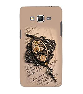 PrintDhaba Key D-2292 Back Case Cover for SAMSUNG GALAXY GRAND PRIME (Multi-Coloured)