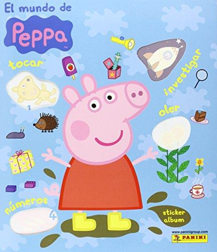 Peppa Pig - Álbum 2015 (Panini 002755AE)