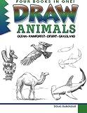Draw Animals: Ocean - Rainforest - Desert - Grassland