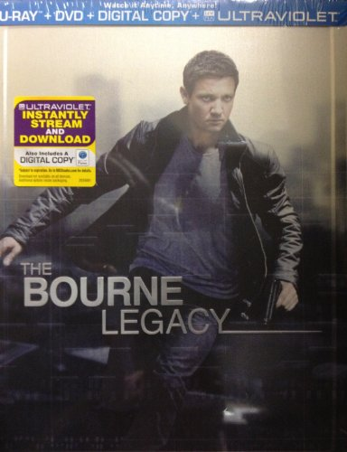 Bourne Legacy (Target) [Blu-ray] [Import]