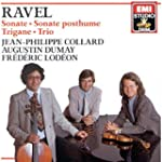 Sonate pour violon & piano / Tzigane...