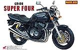1/12 ネイキッドバイク No.09 Honda CB400SF (ブラック)