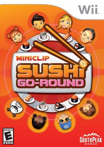 Sushi Go Round - Nintendo Wii - 1