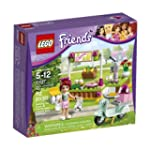 LEGO Friends 41027 Mia's Lemonade Stand