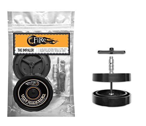 FireBrand RC • The IMPALER (Tire and Wheel Mounter/Separator) (Rc Car Tire Tool compare prices)