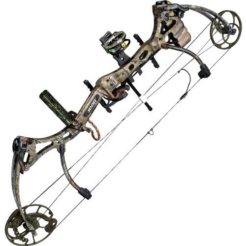 Bear Archery Assault Compound Rth Bow Lh 28/60