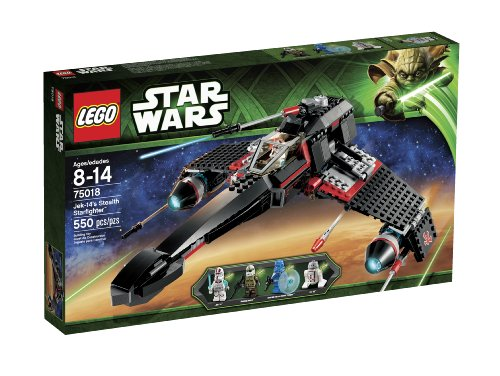 LEGO Star Wars Jek 14 Stealth Starfighter Amazon.com