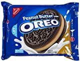 Oreo Peanut Butter Sandwich Cookie, 15.25 oz