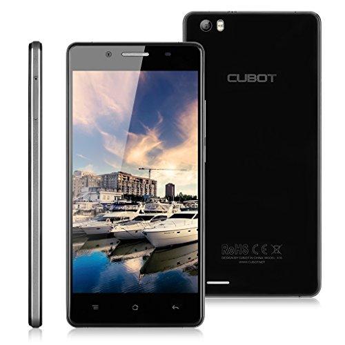 Cubot X16 4G LTE Smartphone FHD 5,0 1080 * 1920 Android 5,1 MTK6735 Quad Core 2G RAM 16G ROM Double Sim 8+16MP Doubles Appareils de Caméra