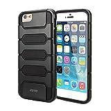 JOTO iPhone 6 4.7 Case - Premium Armor Hybrid Bumper Cover Case (Dual Layer: Flexible TPU + Hard PC) Exclusive for Apple iPhone 6 4.7