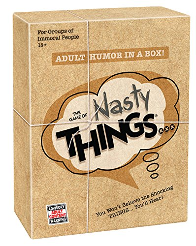 Nasty THINGS… Game (Word Board Games For Adults compare prices)