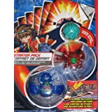 Bakugan Battle Brawlers Series 2: Green Mystery Marble, Red Manion, Blue Fear Ripper ~ SpinMaster