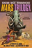 img - for Mars Trilogy: A Princess of Mars; The Gods of Mars; The Warlord of Mars book / textbook / text book