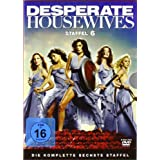 "Desperate Housewives - Staffel 6: Die komplette sechste Staffel [6 DVDs]von ""Teri Hatcher"""