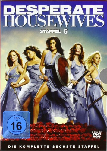 Desperate Housewives - Staffel 6: Die komplette sechste Staffel [6 DVDs]