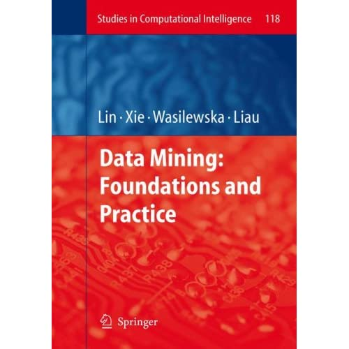Data Mining: Foundations and Practice