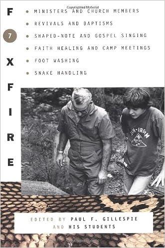 Foxfire 7 (Foxfire (Paperback))