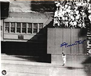 Autographed Willie Mays 8x10 San Francisco Giants Photo