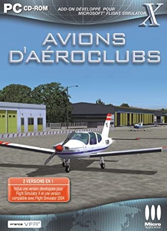 Avions d'aéroclubs (add on pour FS X)