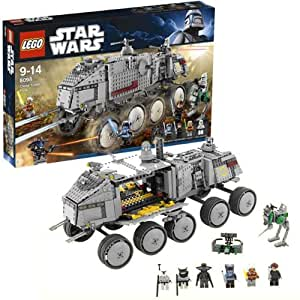 Lego - 8098 - Jeux de construction - lego star wars - Clone Turbo Tank