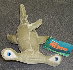 Disney Finding Nemo 15 Fish Anchor Shark Doll Plush Soft
