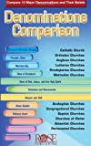 img - for Denominations Comparison book / textbook / text book