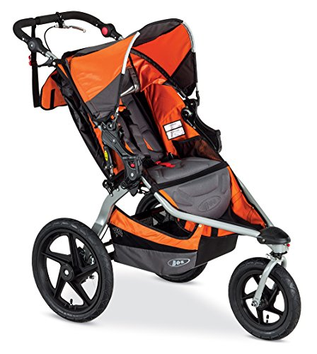 BOB Revolution Pro Single Stroller, Orange - 1