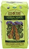 Search : Eco Teas Organic Yerba Mate Unsmoked, Loose, 16-Ounces (Pack of 3)