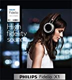 Philips Fidelio X1 X1 over-ear indoor Headphones HiFi Stereo Headband